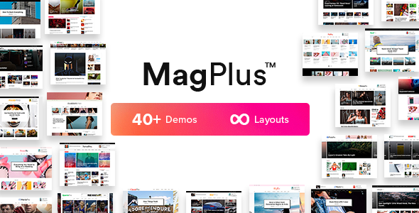 MagPlus: blog y revista Tema de WordPress para blog, revista ...